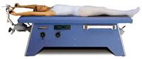 Вытяжение позвоночника на аппарате anatomotor